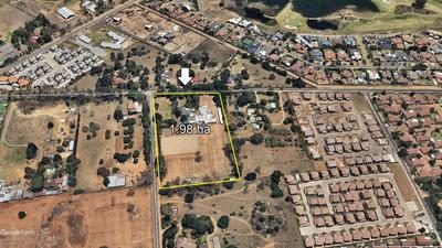 Property For Sale in Harveston, Roodepoort