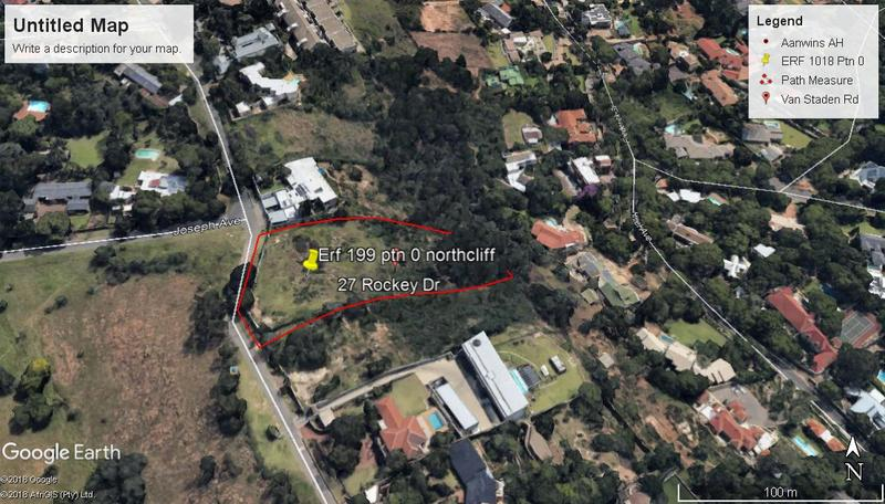 Res 1  Cluster site for 6 units  in Northcliff For Sale in Northcliff, Johannesburg
