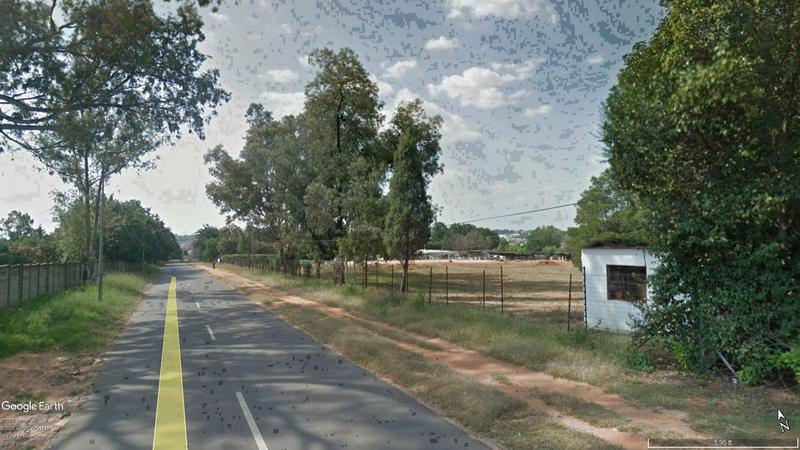 Commercial Land For Sale in Harveston, Roodepoort