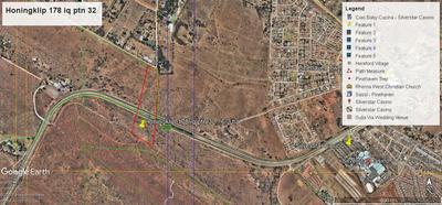 Property For Sale in Honingklip, Muldersdrift