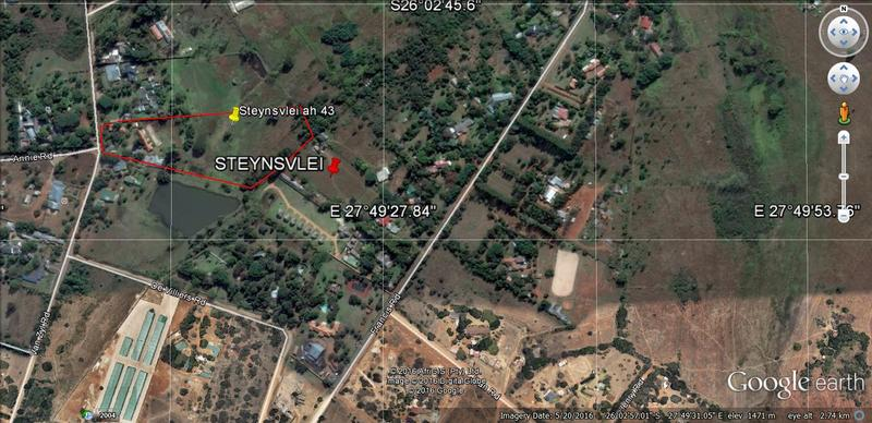 Smallholding For Sale in Steynsvlei, Mogale City