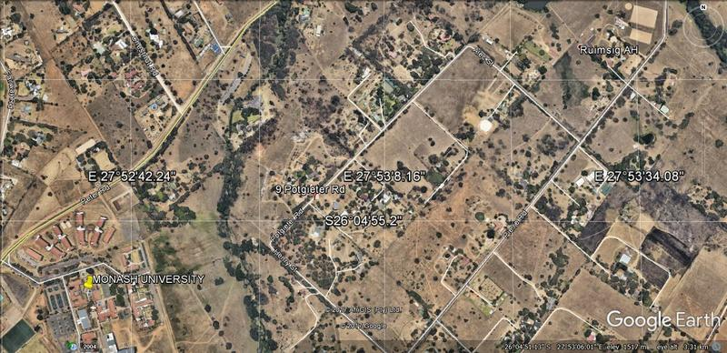 Smallholding  For Sale in Ruimsig, Roodepoort