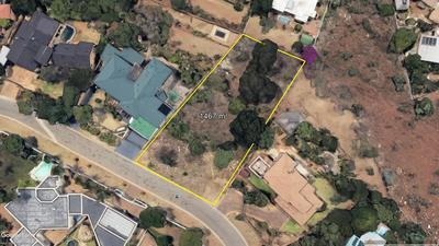 1467 m² Res 1 stand For Sale in Range View, Krugersdorp