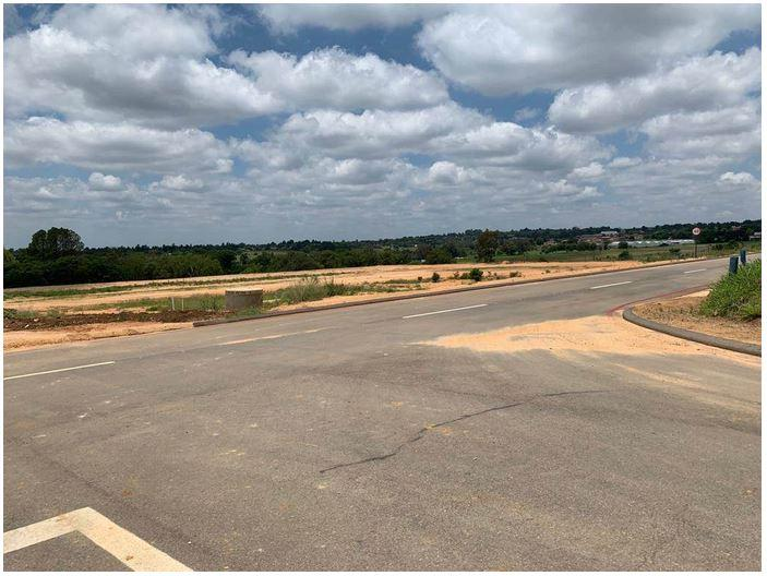 Commercial Land For Sale in Greengate, Krugersdorp