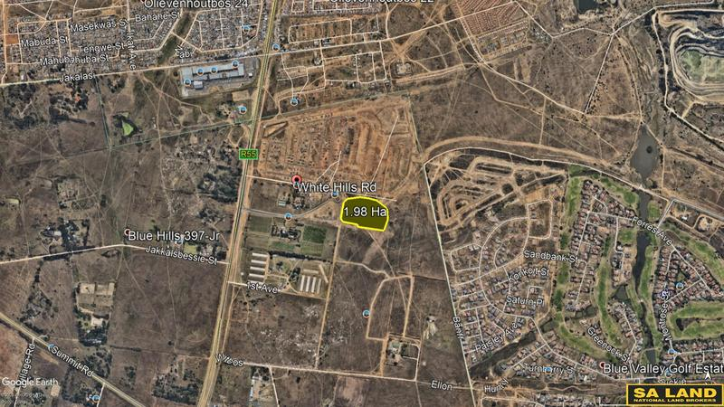 Retail Space For Sale in Blue Hills, Midrand