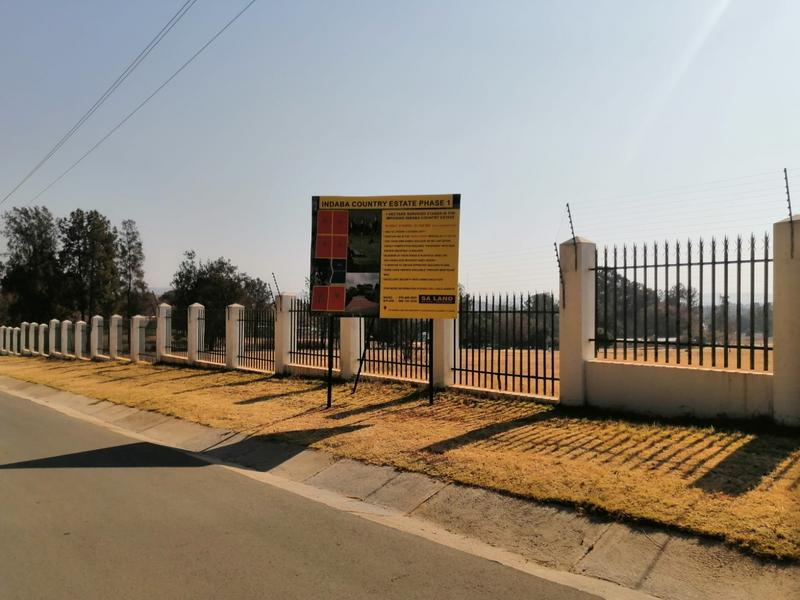 Indaba Country Estate 1 hectare For Sale in Honeydew, Roodepoort